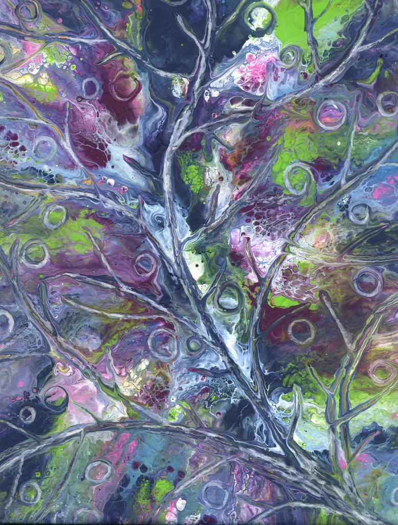 olive branch by anuvys