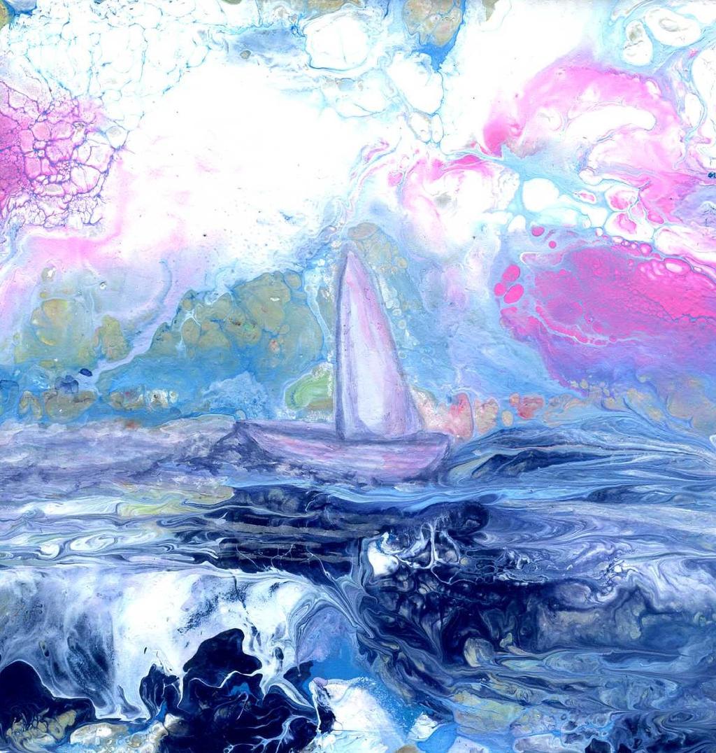 sail boat by anuvys