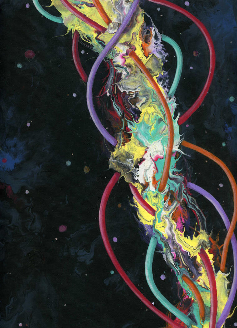 cosmic strings by anuvys