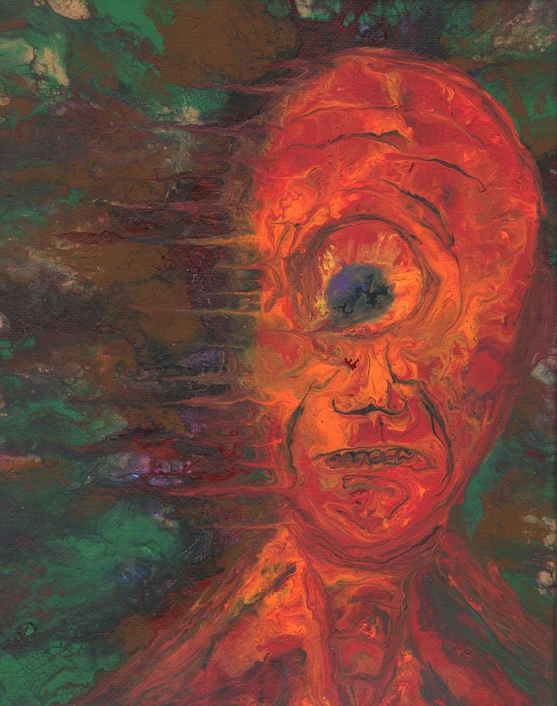 disintegrating cyclops by anuvys