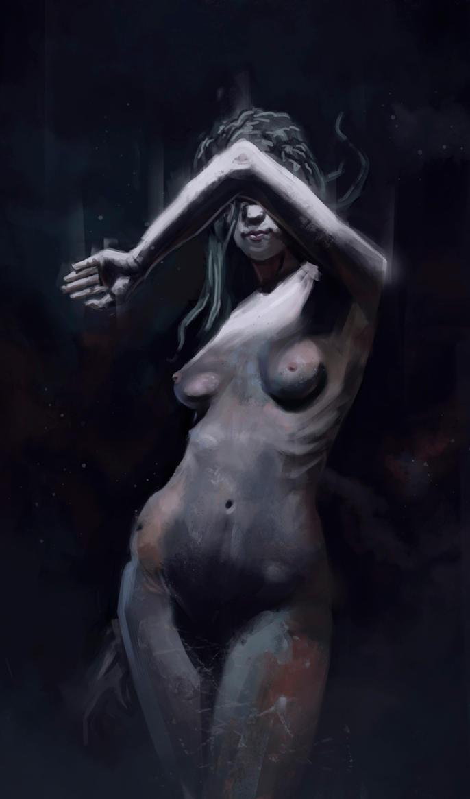medusa by PumpkinPie92