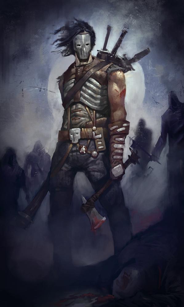 Casey Jones by ninjatron on DeviantArt