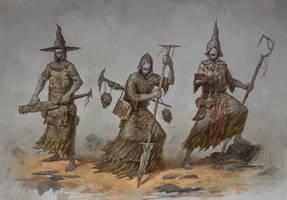 Warlocks by PumpkinPie92