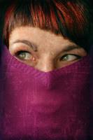 Violet Ninja by MaComiX