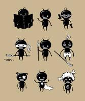 Minicharakters by MaComiX