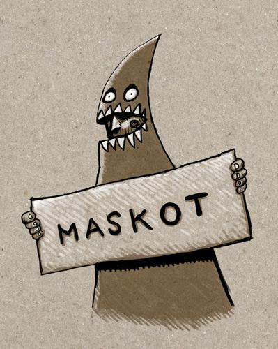 MASKOT by MaComiX