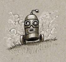 Speedobot by MaComiX