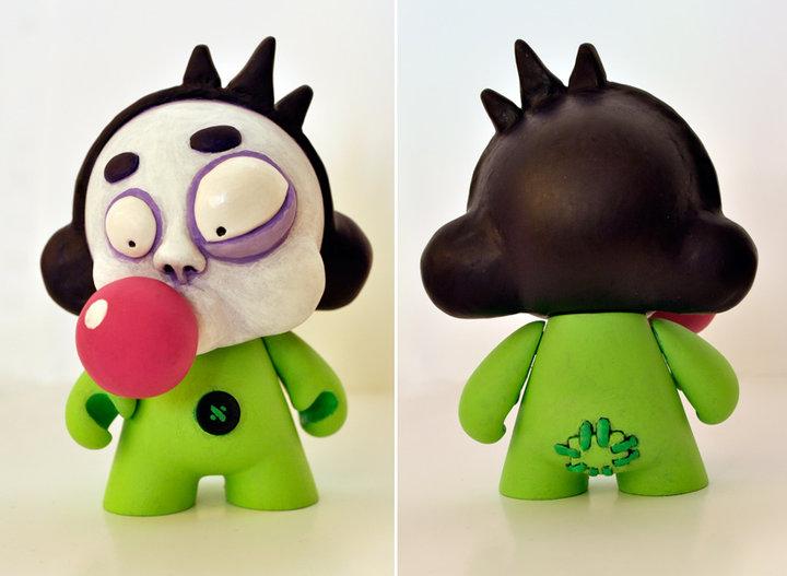 Bubblegum by MaComiX