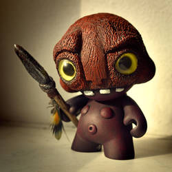 Munny Hunter by MaComiX