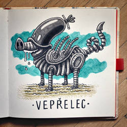 Veprelec by MaComiX
