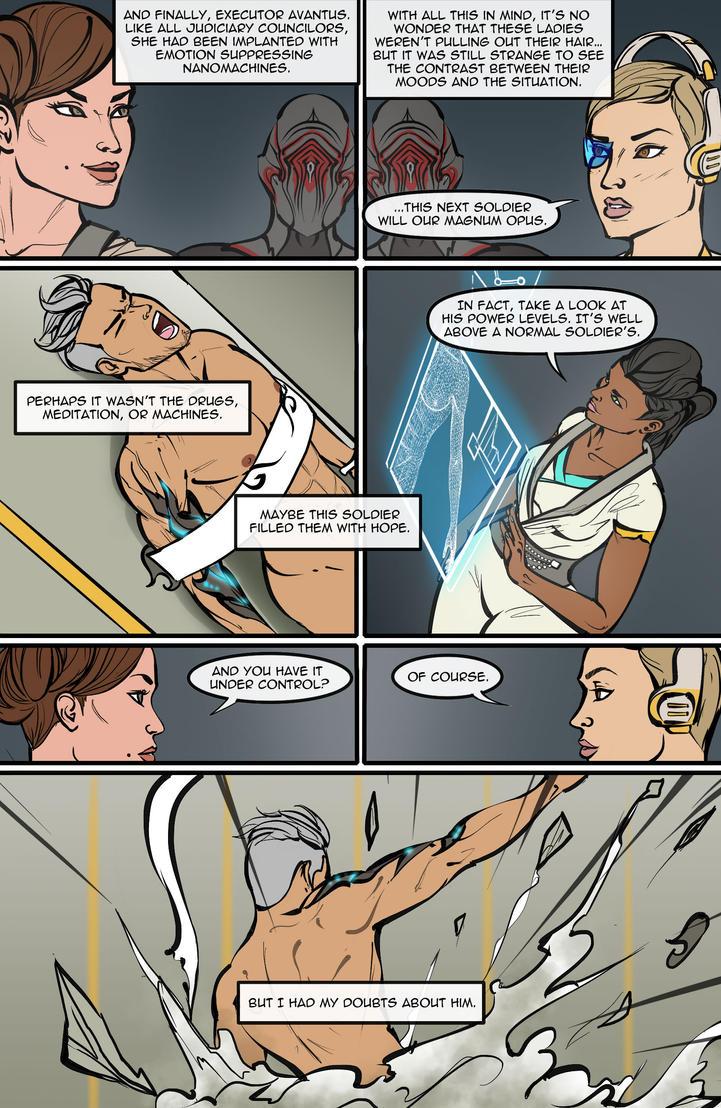 Warframe # 1 | Page 10 by MatinyComics