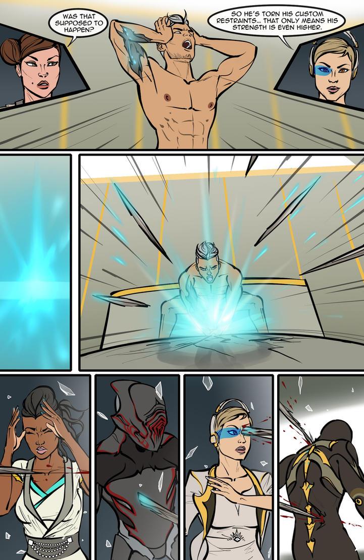 Warframe # 1 | Page 11 by MatinyComics
