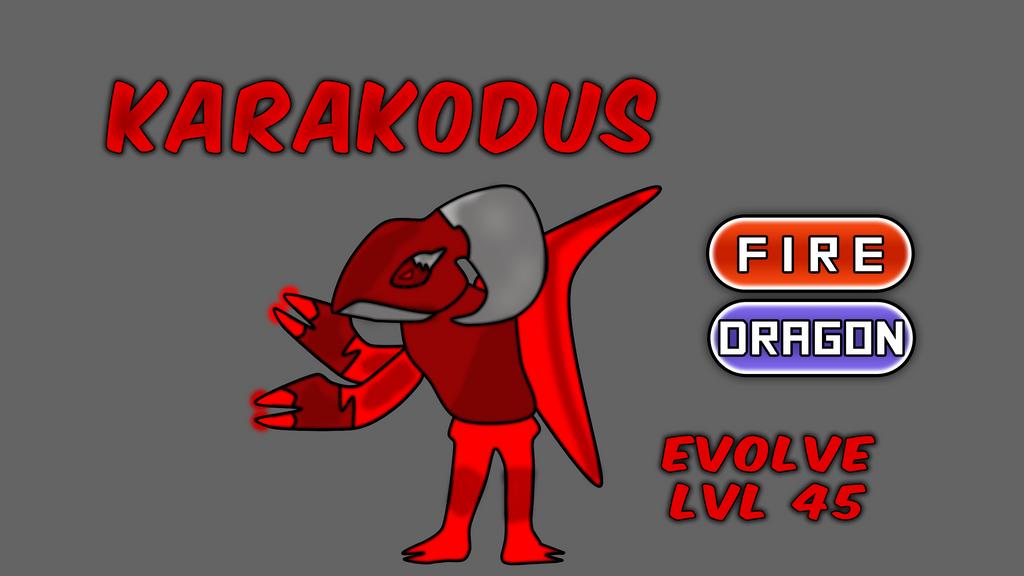 Karakodus by ROWLETDESIGNE