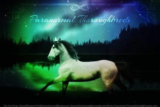 Paranormal Thoroughbreds Rainbow