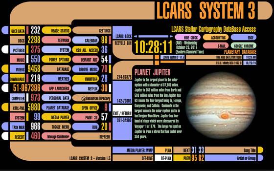 Planets database