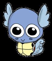 Draw Me A Pokemon- Wartortle by JimmyJamJemz