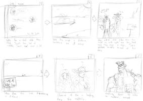Animation thing storyboards 1 by Spectre-x