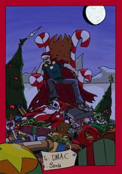 Secret Santa Overlord by Spectre-x