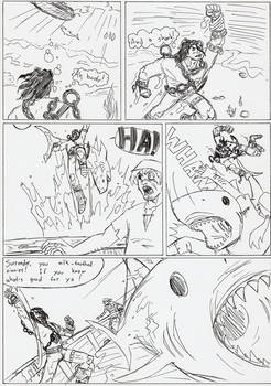 Pirate Comic page 1