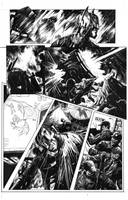 Batman vs Predator Pg 2 by Sigint