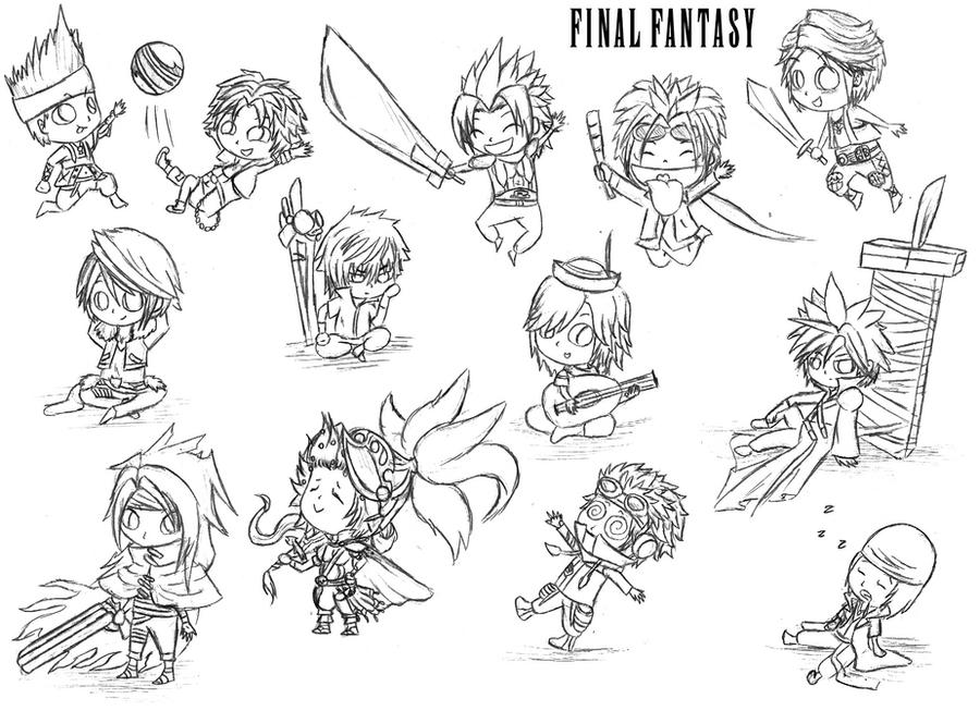 how to draw manga fantasy