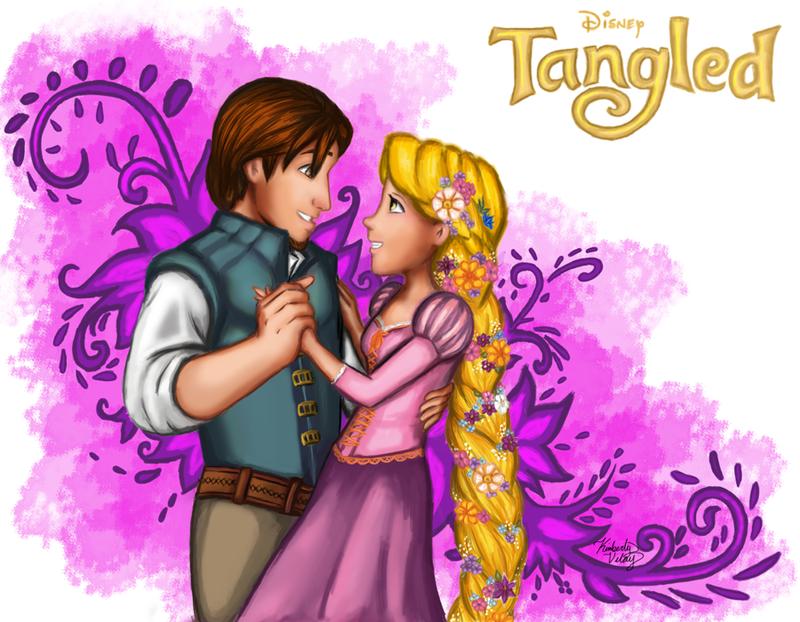 Tangled: Kingdom Dance by cold-nostalgia