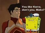 Spongebob On Makorra