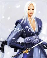 Wife of Rezan by Kwekachu