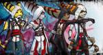 Assassins by PoisonPixelArts