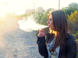 Smokey by Lady-Erzebeth