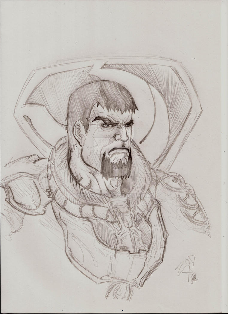 ZoD quick skecht by nic011