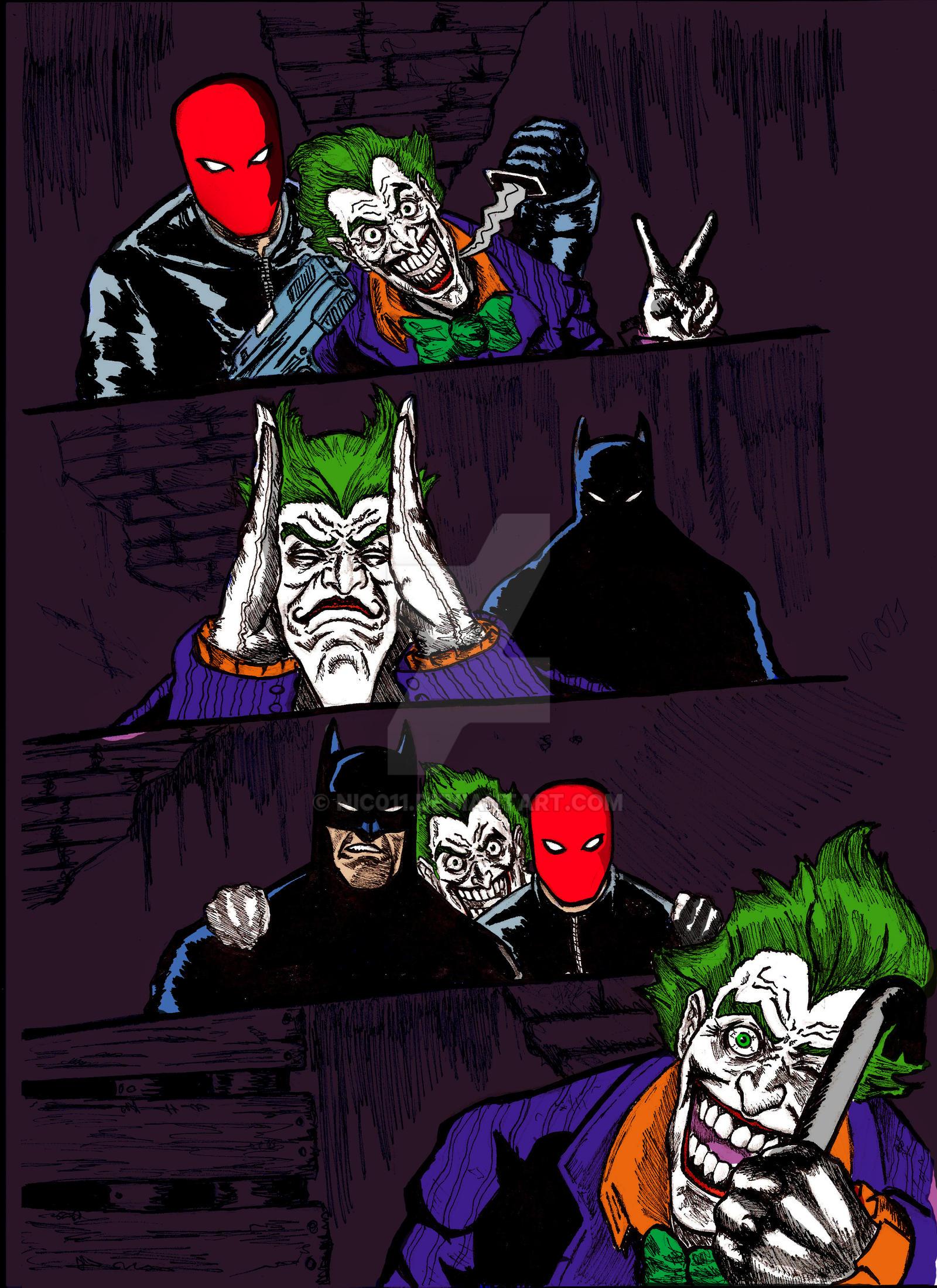 Joker's Photos :D by nic011