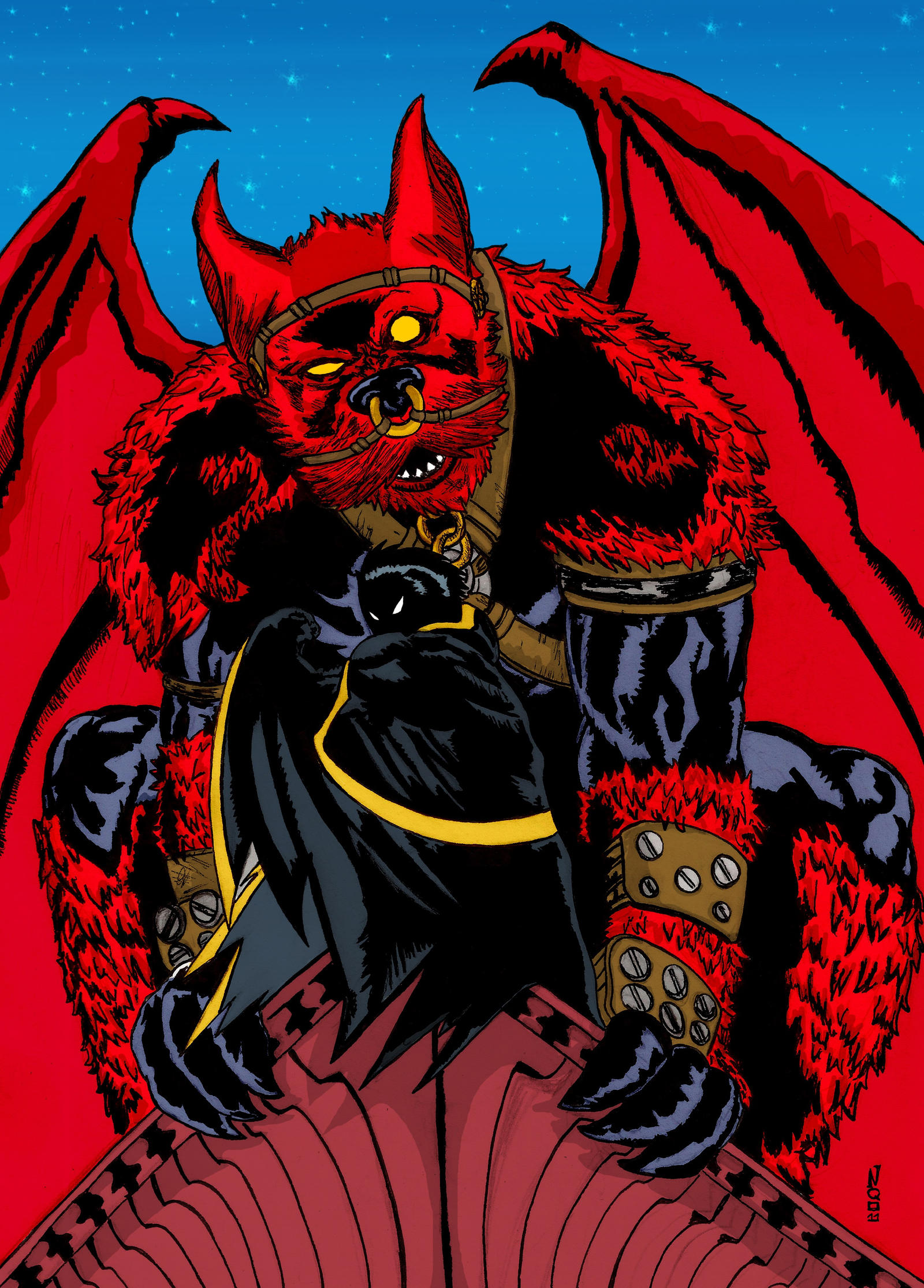 Robin Son Of Batman by nic011