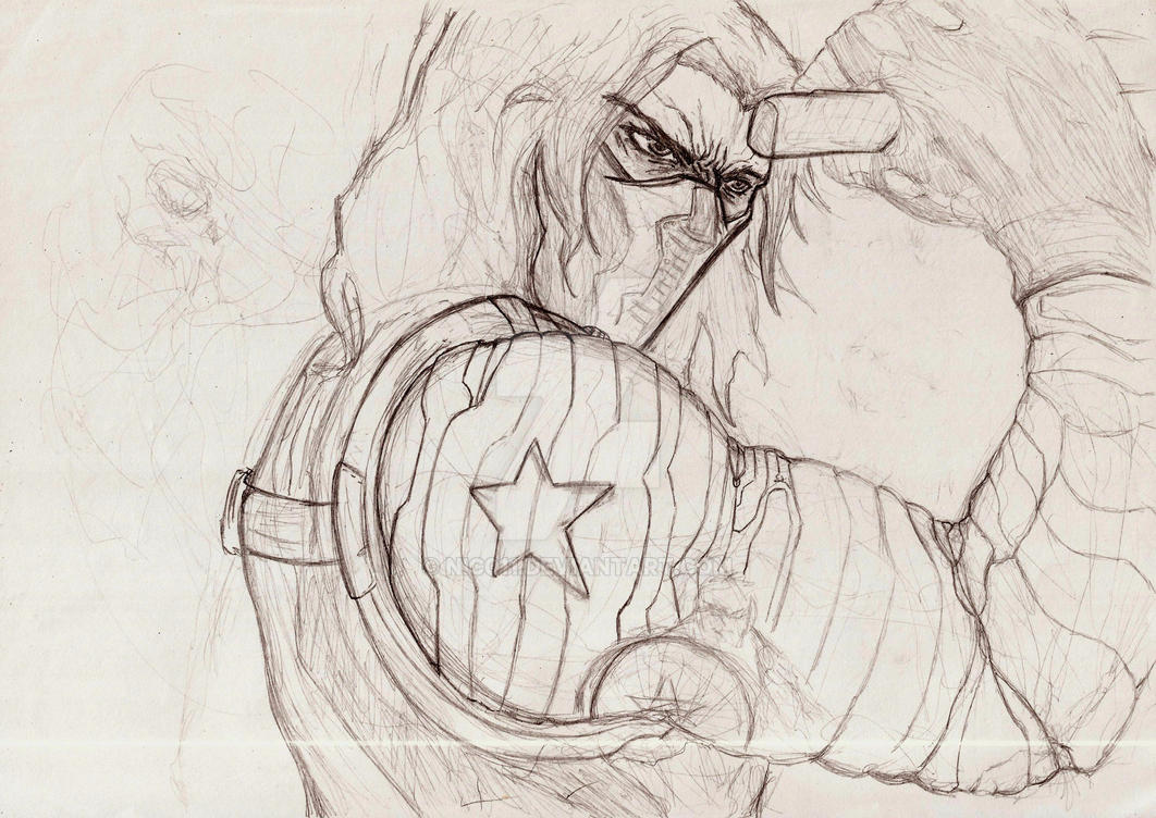 Winter Soldier by nic011