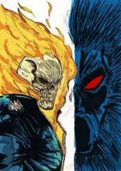 Ghost Rider  Black Heart
