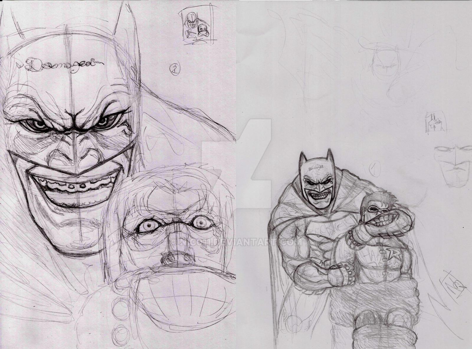 batman Impostor by nic011