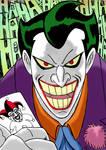 Joker quick sketch