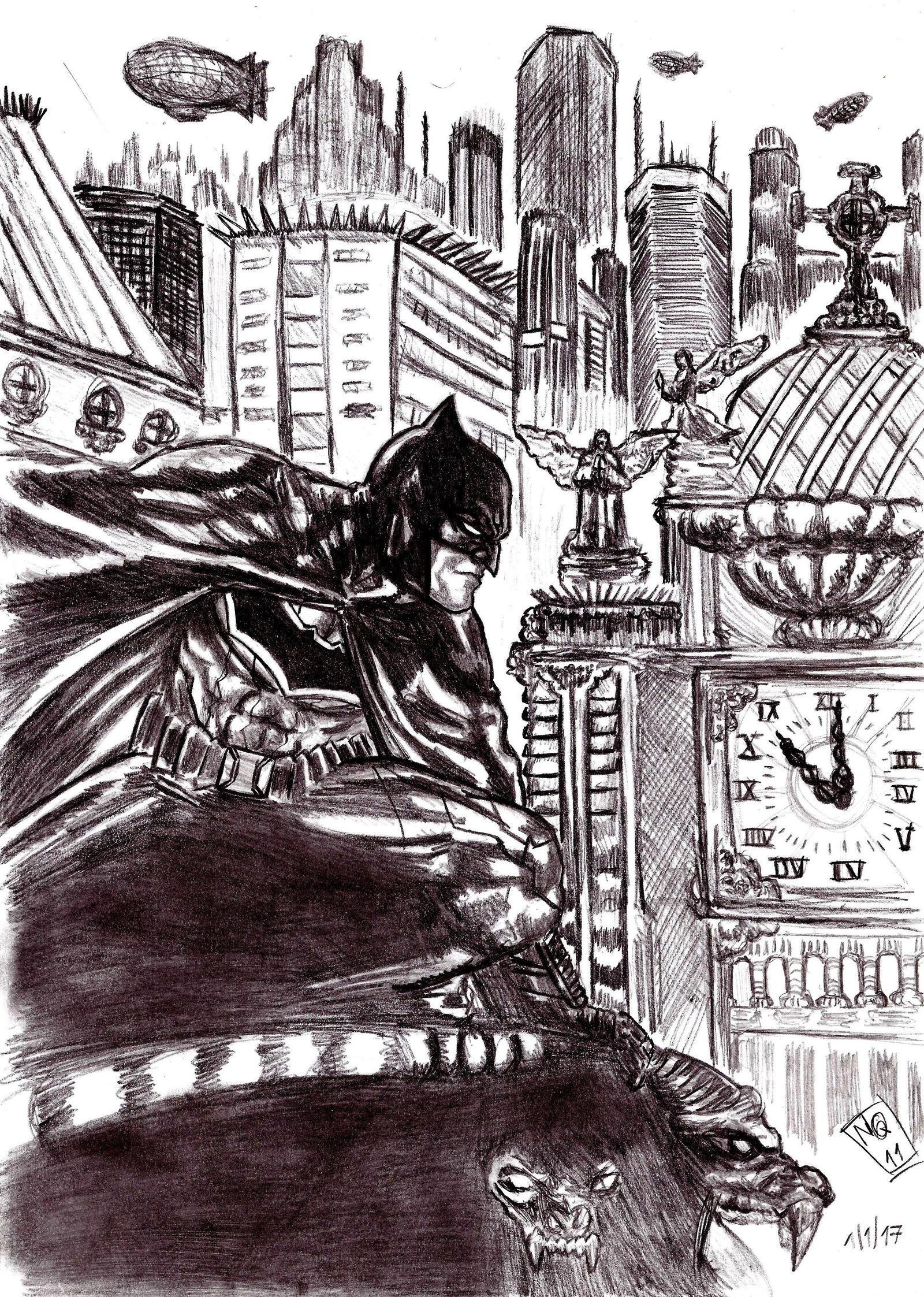 Bat Pencils1 by nic011