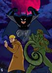 Justice League Action Dark