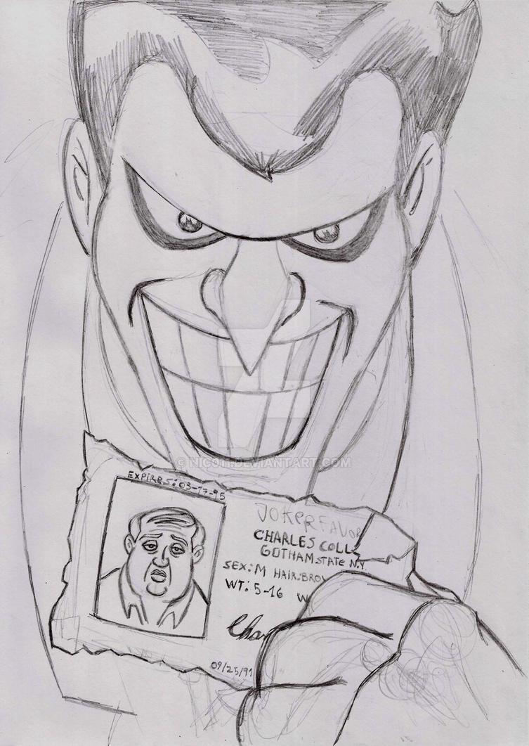 Joker's Favor by nic011