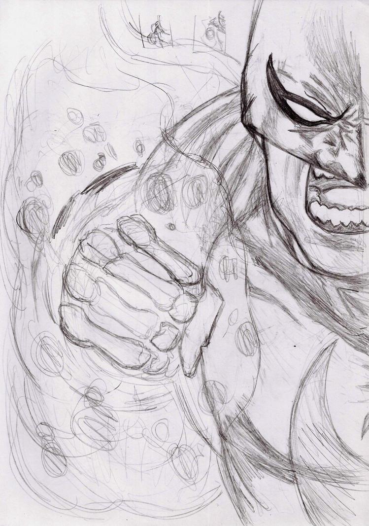 Iron Fist by nic011