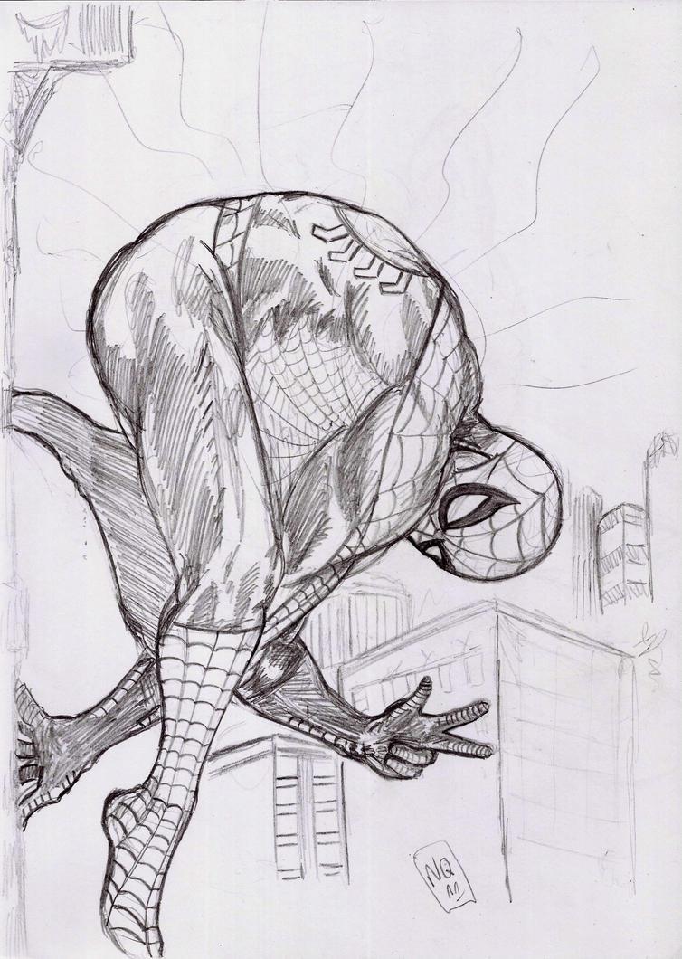 Spider-man by nic011