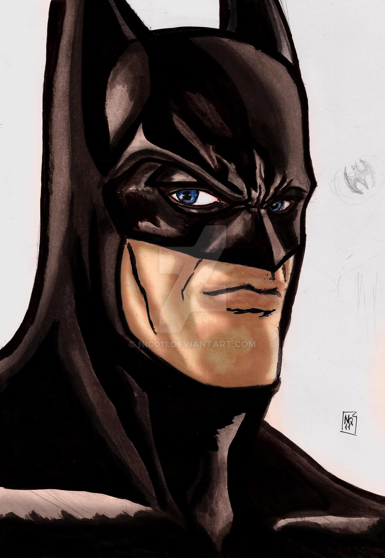 Batman '89 by nic011