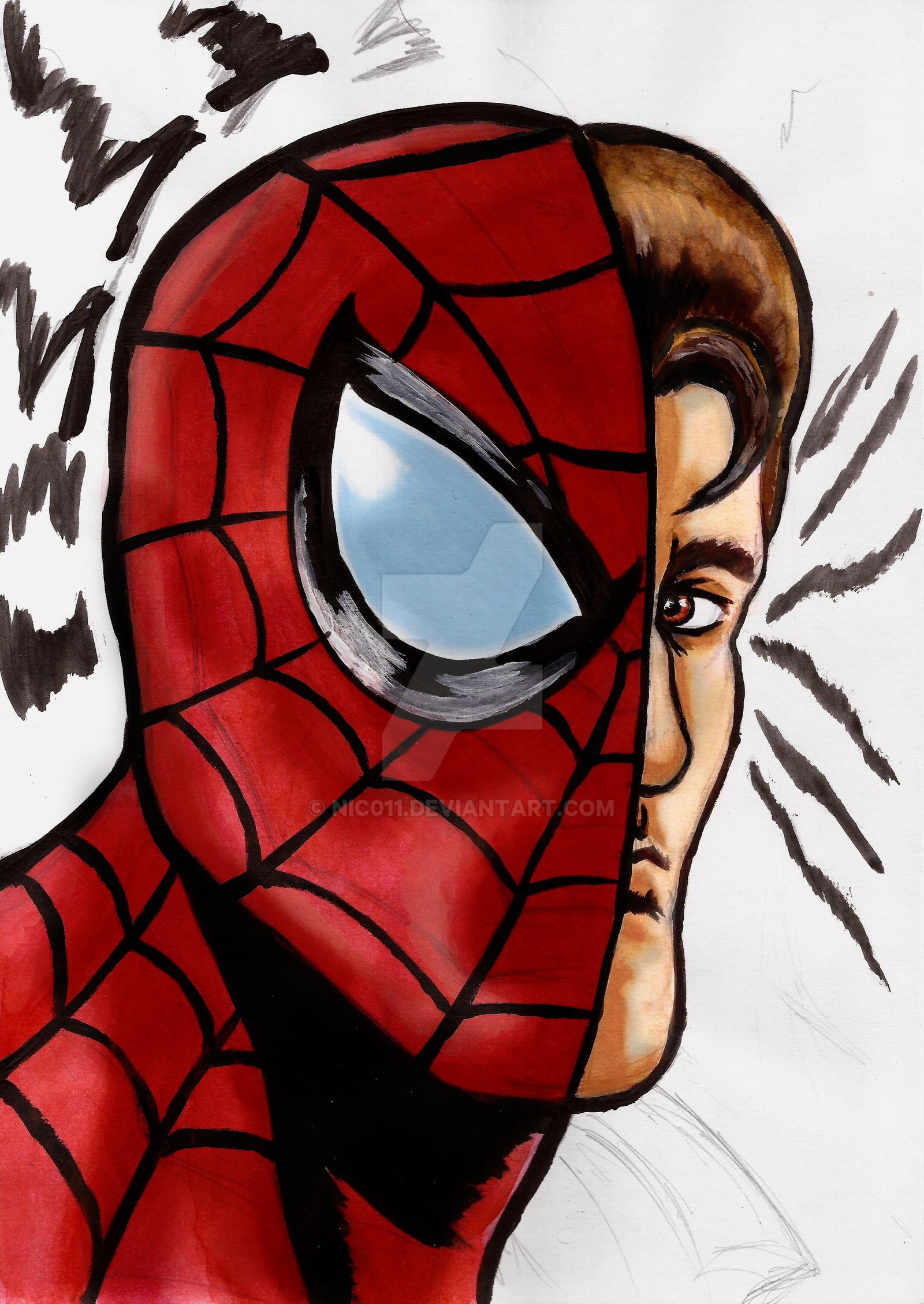 Spider-man! by nic011