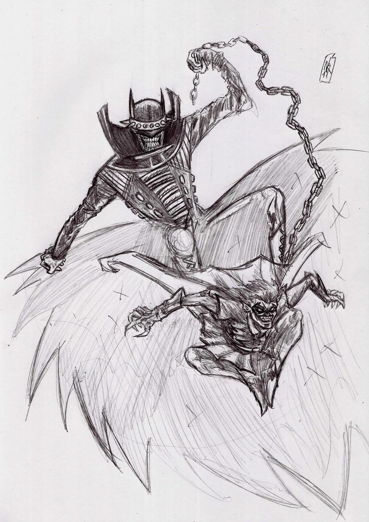 Laughing Bat by nic011