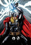mighty Thor color