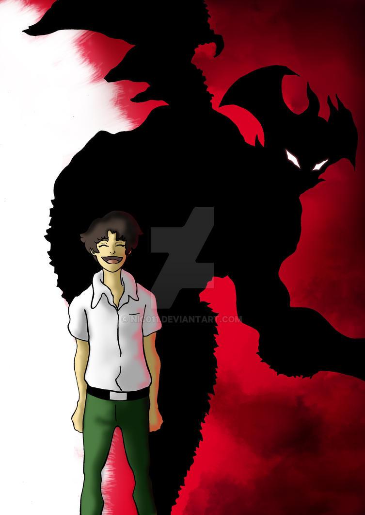 Devilman crybaby innocence lost by nic011