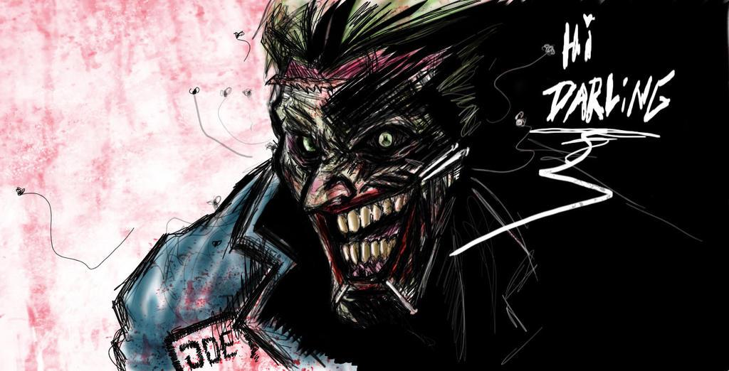 Batman..my darling by nic011