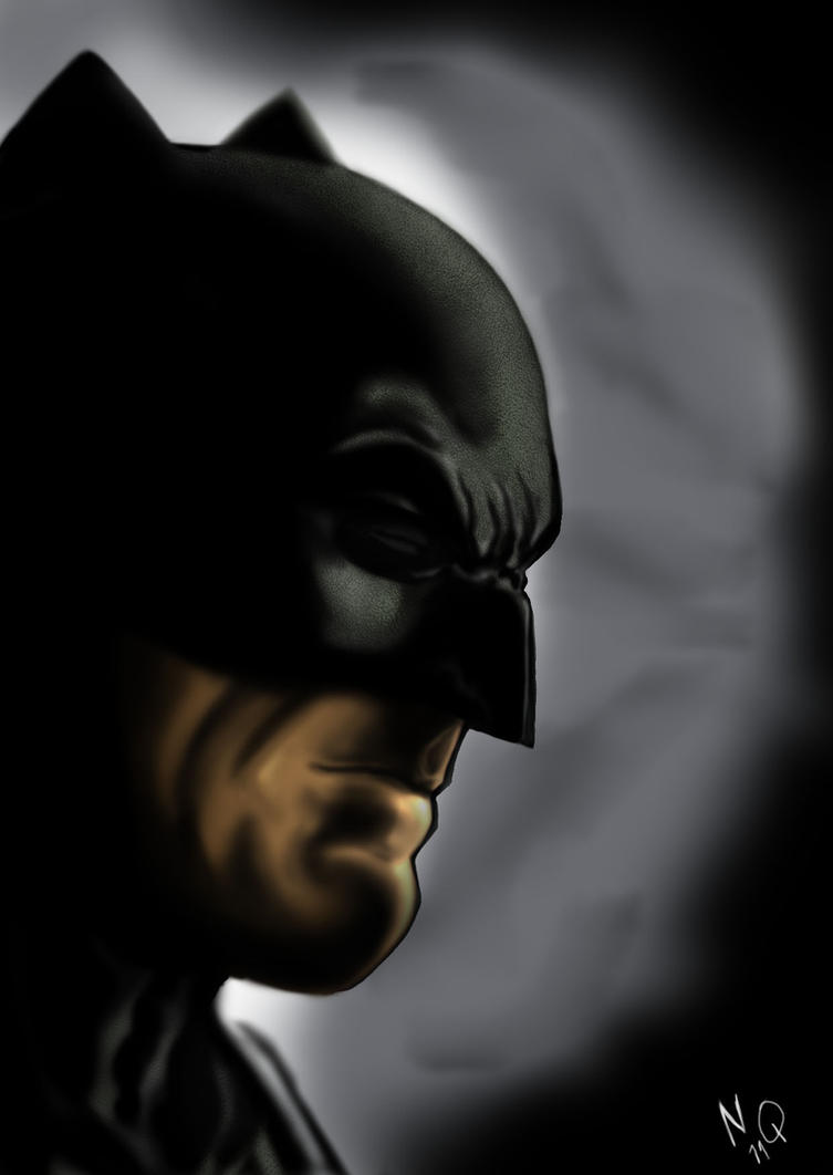 Batman by nic011