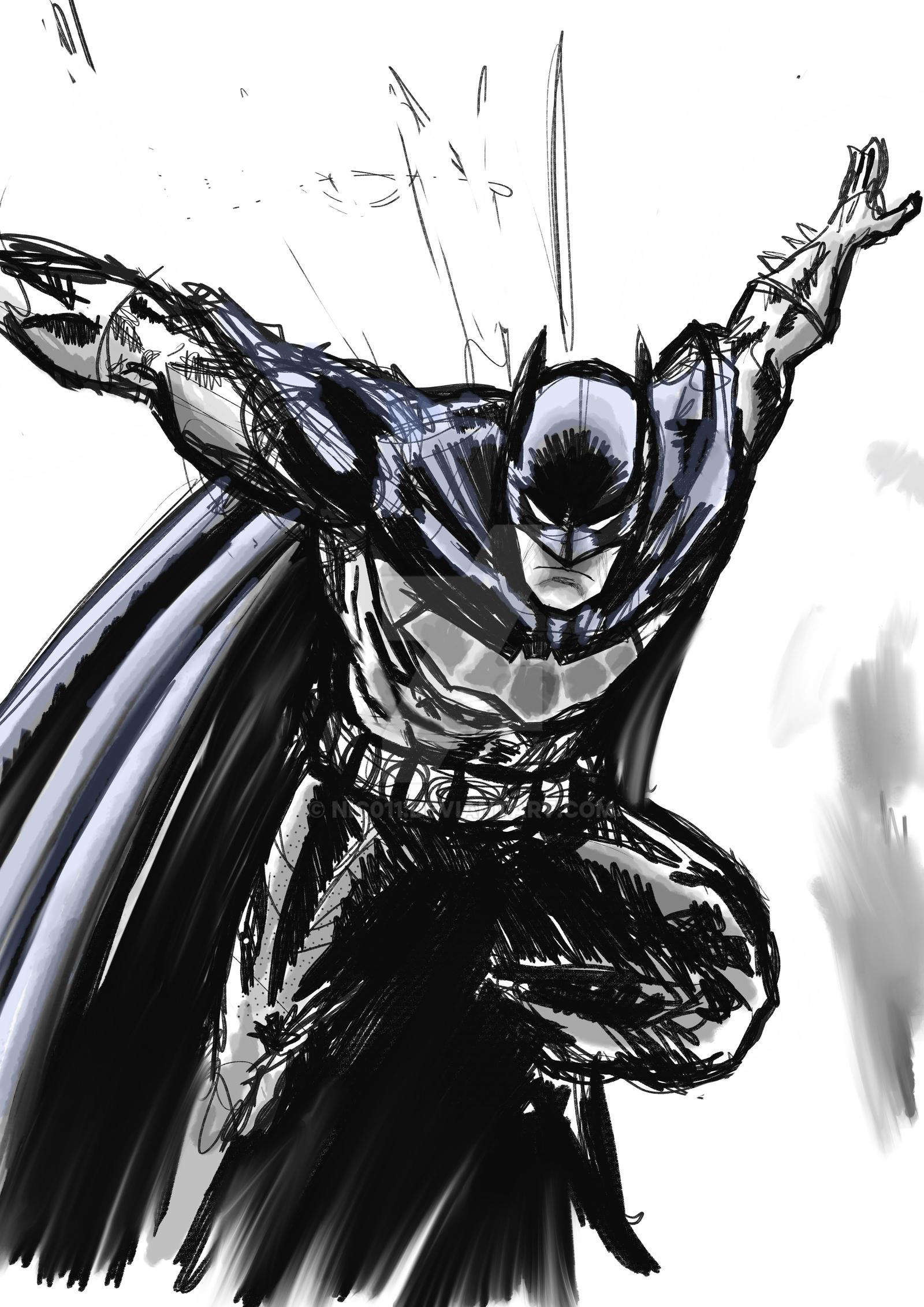 Bat by nic011